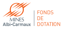 Logo Fonds Dotation Mines Albi